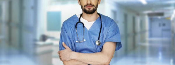 Why Men's Scrubs Is the Top Google Search Term For Nurses